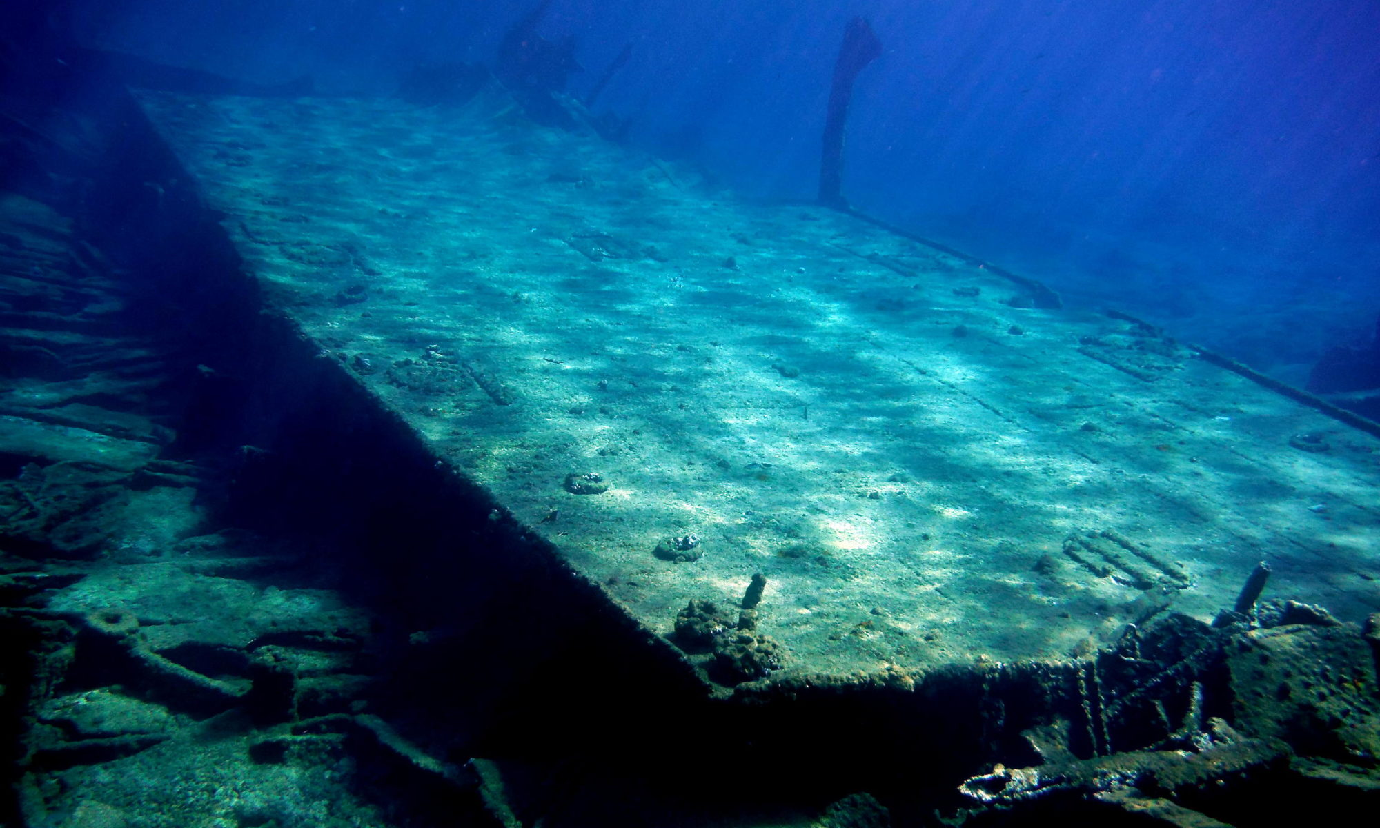 Shipwreck Falasarna